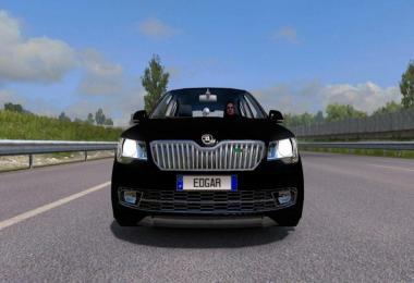 Skoda SuperB RS (Original Engines) v6.0