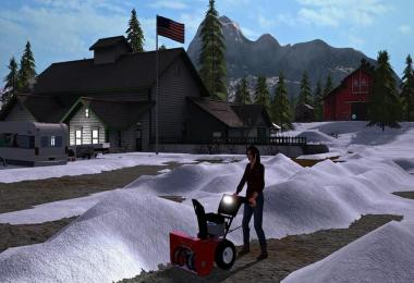 Snow blower MTD SMART ME61 v1.0