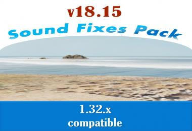 Sound Fixes Pack v18.15.2