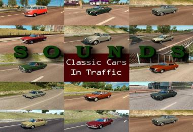 Sounds for Classic Cars Traffic Pack by TrafficManiac v1.5.1