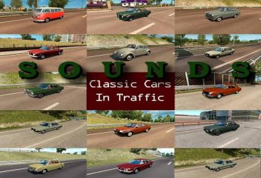 Sounds for Classic Cars Traffic Pack by TrafficManiac v1.5
