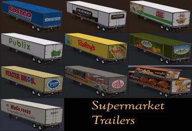 Supermarket trailers v1.0