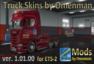 Truck Skins by Omenman v1.01.00