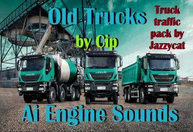 Trucks Ai Engine Sounds for Jazzycat truck pack 22.09.18 v1.0