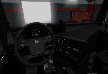Volvo FH 2012 Black Interior