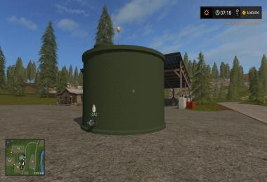 Water Collector Storage v1.0.0.0