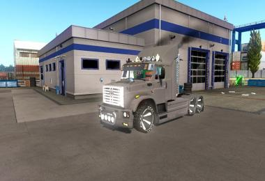 ZIL 4421 Light tuning v1.0