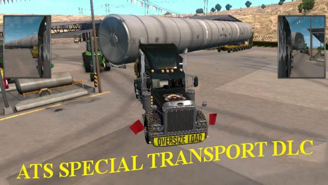 ATS Special Transport Trailer for 1.32.x