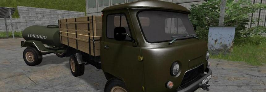UAZ 3303 Pack Gear Box v2.0