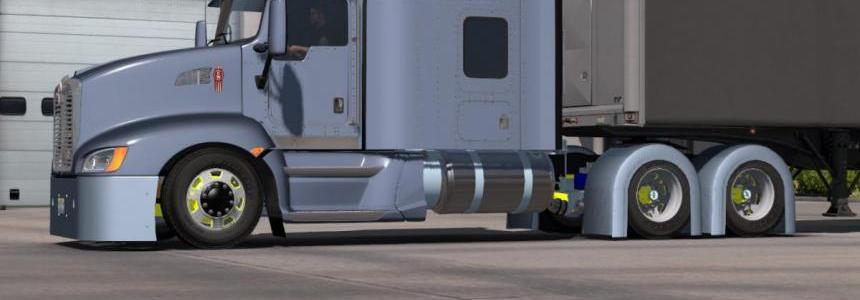 American Pro Truckers Wheel and Accessories Pack (update) v1.0