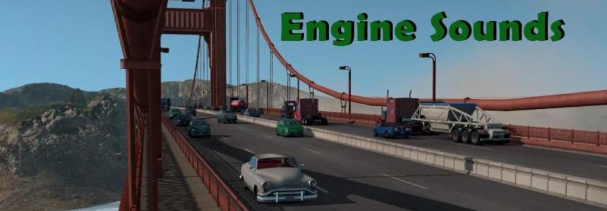 ATS Real Ai Traffic Engine Sounds by Cip v2.12