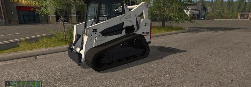 Bobcat skid steer v2.0