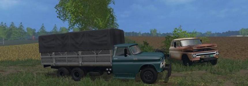 Chevrolet C80 Pack v1.0