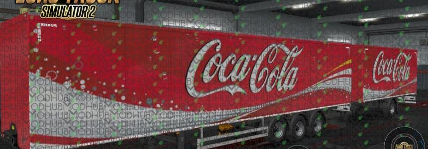 Coca-Cola Ownership Trailer Skin v1.0