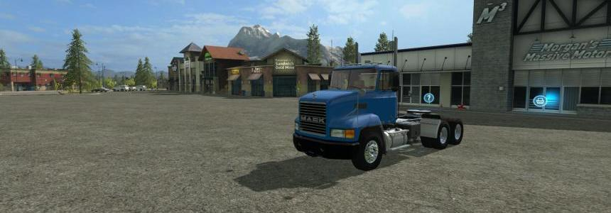 Mack Pinnacle CH v1.0.0.0