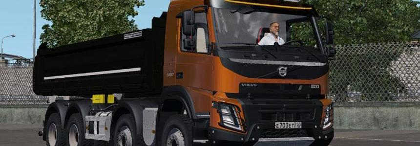 Dealer fix for Volvo FMX14 1.32.x