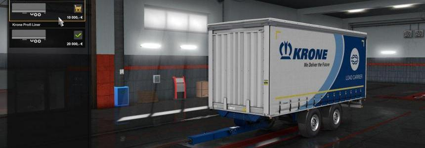 DLC Krone BDF addon by Pannickus for DAF XF 105 By Vad&k 1.32.x