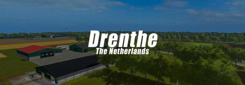 Drenthe Map v3.0
