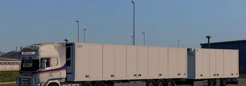 Ekeri Trailers by Kast v2.0 (Ownable Trailers)