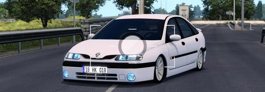 ETS 2 - Renault Laguna 1.32 Fixed