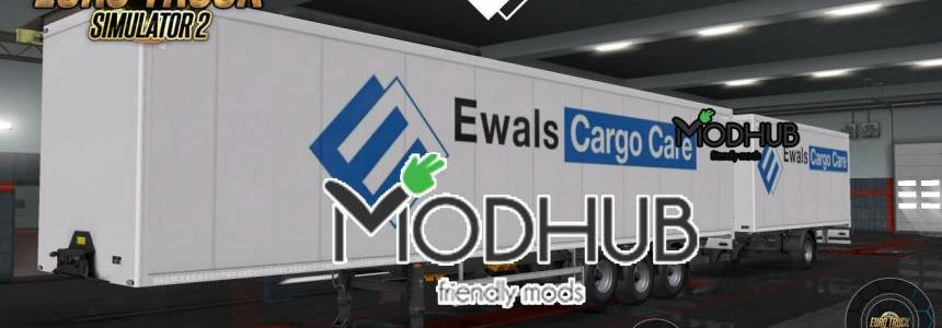 Ewals Cargo Care Ownership Trailer Skin v1.0