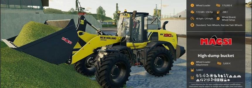 Farming simulator 19 FACT SHEET #7