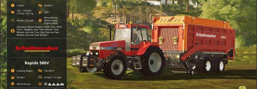 Farming simulator 19 FACT SHEET #8
