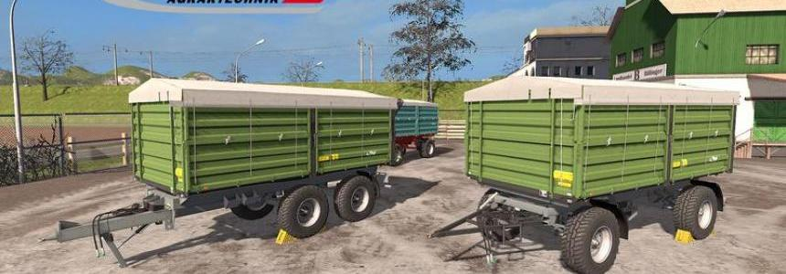 [FBM Team] Fliegl Trailer Set DH v1.0.0.0