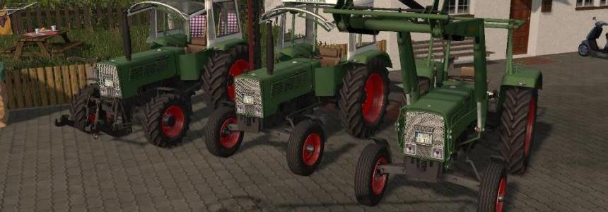 [FBM Team] Update Fendt Farmer 100 - GB, MR, DH, HB v2.0