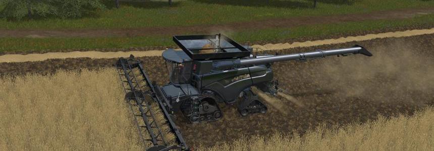 New Holland CR 1090 ATI 4x4 QuadTrac Update final v1.0