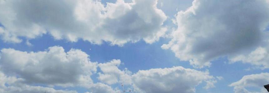 FS17 Real Himmel v1.1