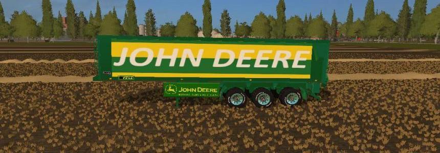 John Deere Trailer Bulk BY BOB51160