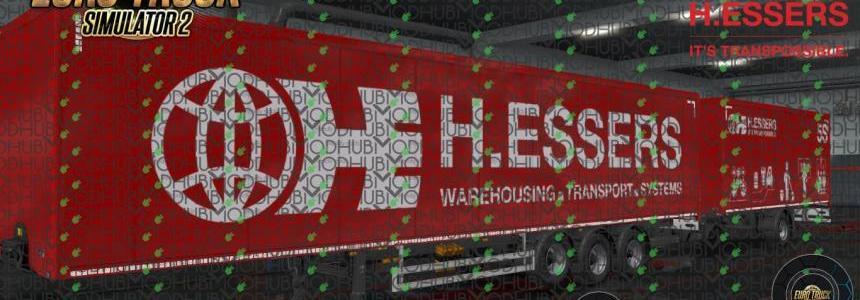 H.Essers Transport Ownership Trailer Skin v1.0