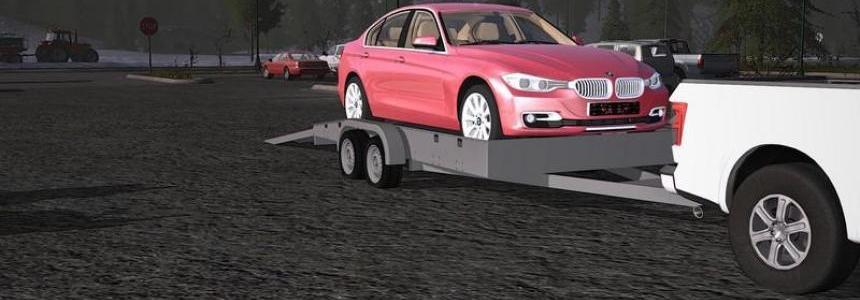 Hapert car transport trailer v1.0
