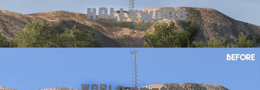 Hollywood Sign in Los Angeles v1.1.0