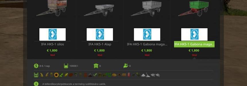 IFA HK5-1 Pack v1.0