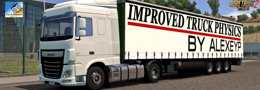 Improved truck physics v2.7 by AlexeyP