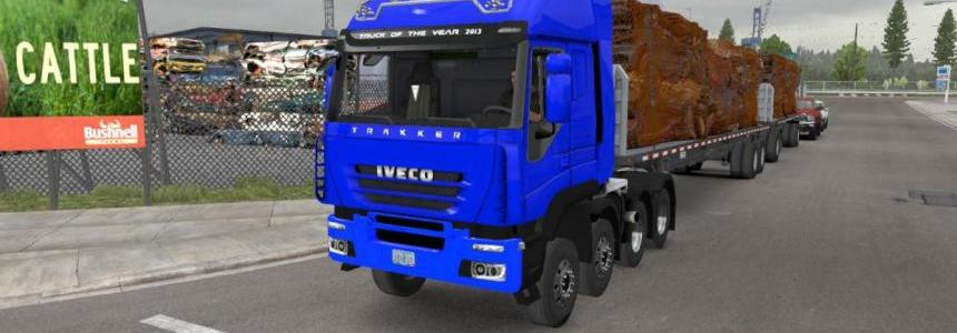 Iveco Trakker for ATS 1.32 Updated