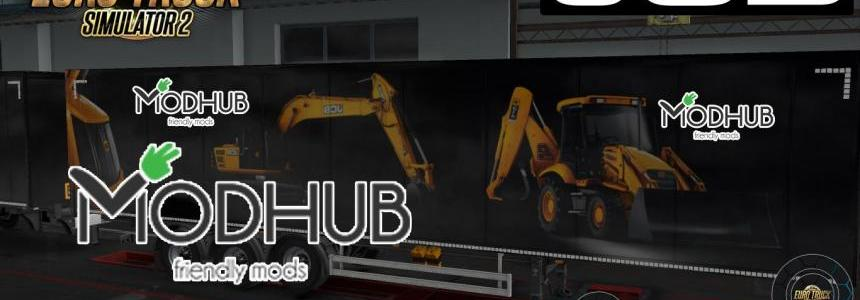 JCB Ownership Trailer Skin 1.32.x