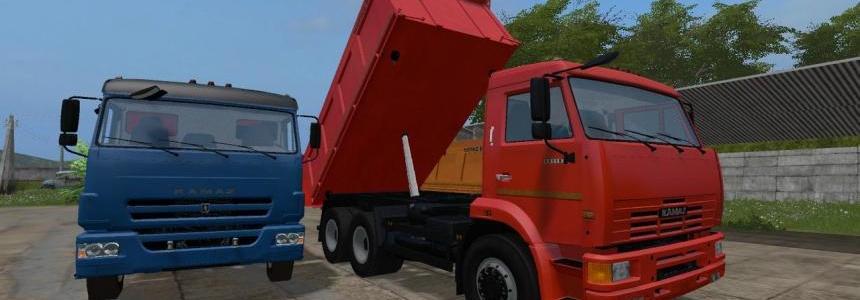 Kamaz 65115-049-29 Gear Box v2.5
