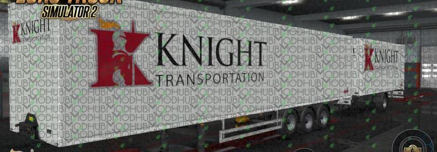 Knight Transportation Ownership Trailer v1.0