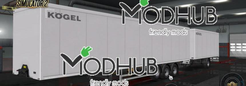 Kogel Ownership Trailer Skin v1.0
