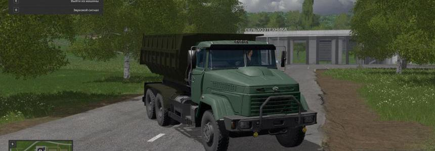 Kraz 65055 v1.0.0.1 by Alex44Rus