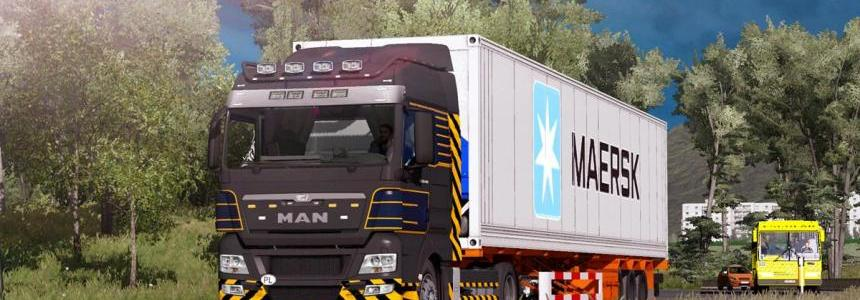 Maersk reefer container 1.32.x