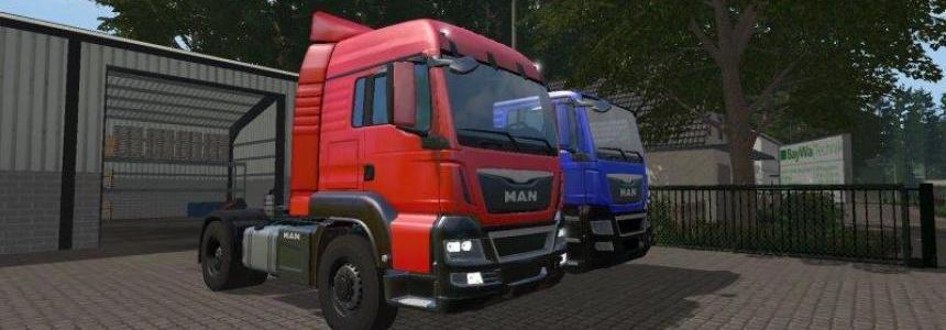 MAN TGS Truck v17.0