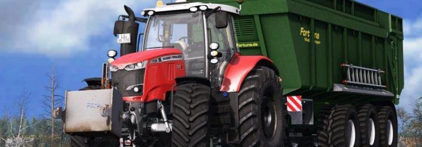 Massey Ferguson 7700S MR v1.0.0.0