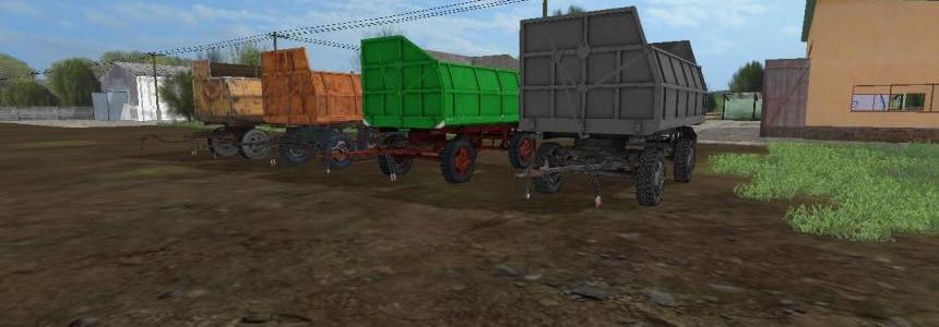 MBP 6.5 Silage Trailer Pack v2.0