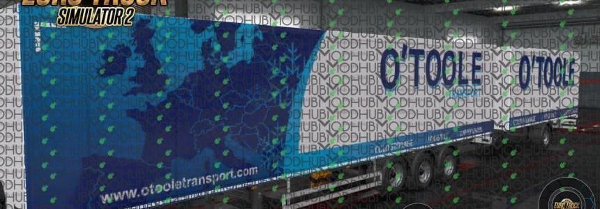O'Toole Transport Ownership Trailer Skin v1.0