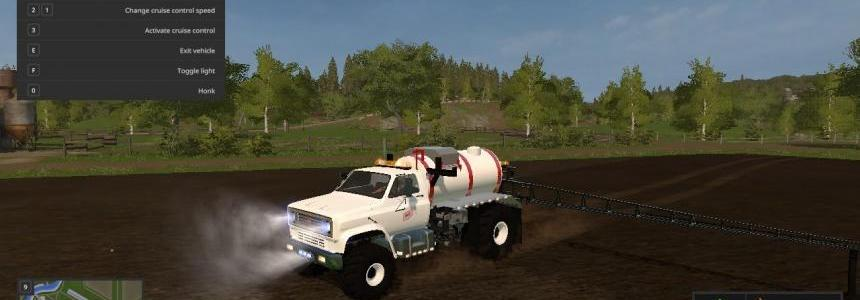 Rustys Fs Sprayer v1.0