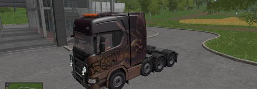 Scania S730 v0.1
